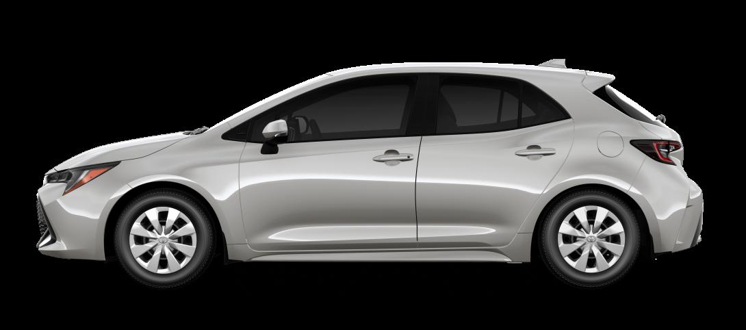 TOYOTA Corolla Hatchback - Exterior