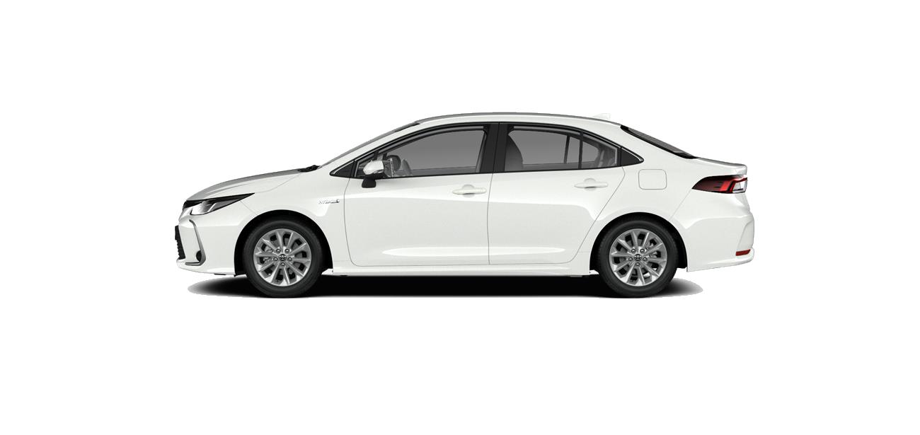 TOYOTA Corolla Sedan - Exterior